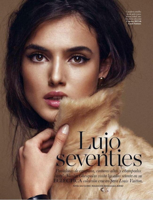 ELLE SPAIN Blanca Padilla by Xavi Gordo. January 2015, www.imageamplified.com, Image Amplified (7)