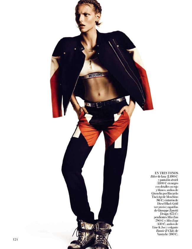 VOGUE SPAIN Karlina Caune by Hasse Nielsen. Claudia Englmann, January 2015, www.imageamplified.com, Image Amplified (7)