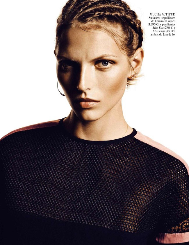 VOGUE SPAIN Karlina Caune by Hasse Nielsen. Claudia Englmann, January 2015, www.imageamplified.com, Image Amplified (9)