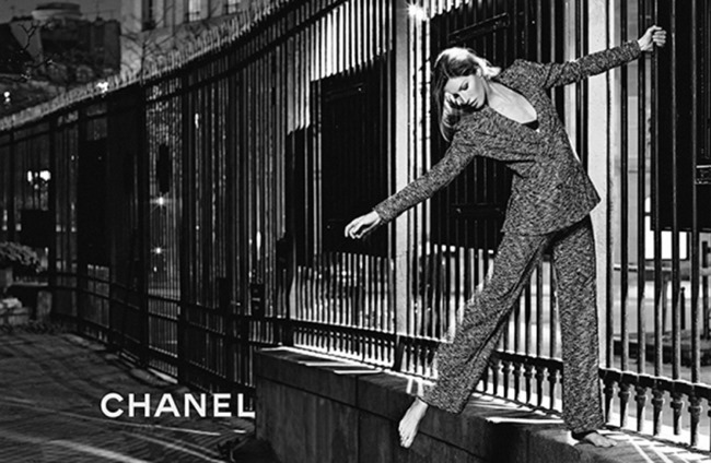 CAMPAIGN Gisele Bundchen for Chanel Spring 2015 by Karl Lagerfeld. Carine Roitfeld, www.imageamplified.com, Image Amplified (2)