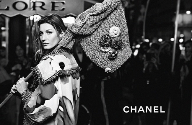 CAMPAIGN Gisele Bundchen for Chanel Spring 2015 by Karl Lagerfeld. Carine Roitfeld, www.imageamplified.com, Image Amplified (5)