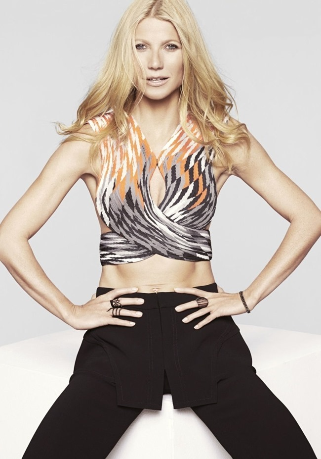 MARIE CLAIRE MAGAZINE Gwyneth Paltrow by Jan Welters. February 2015, www.imageamplified.com, Image Amplified (3)