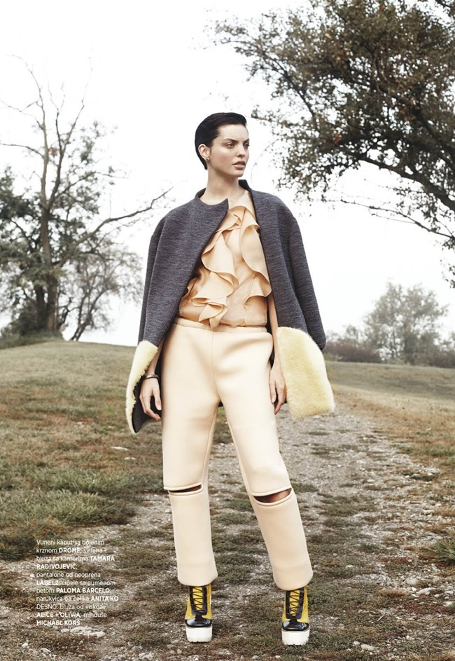 HARPER'S BAZAAR SERBIA Kit Reeve by Fabrizio Scarpa. Ivan Rasic, January 2015, www.imageamplified.com, Image Amplified (2)