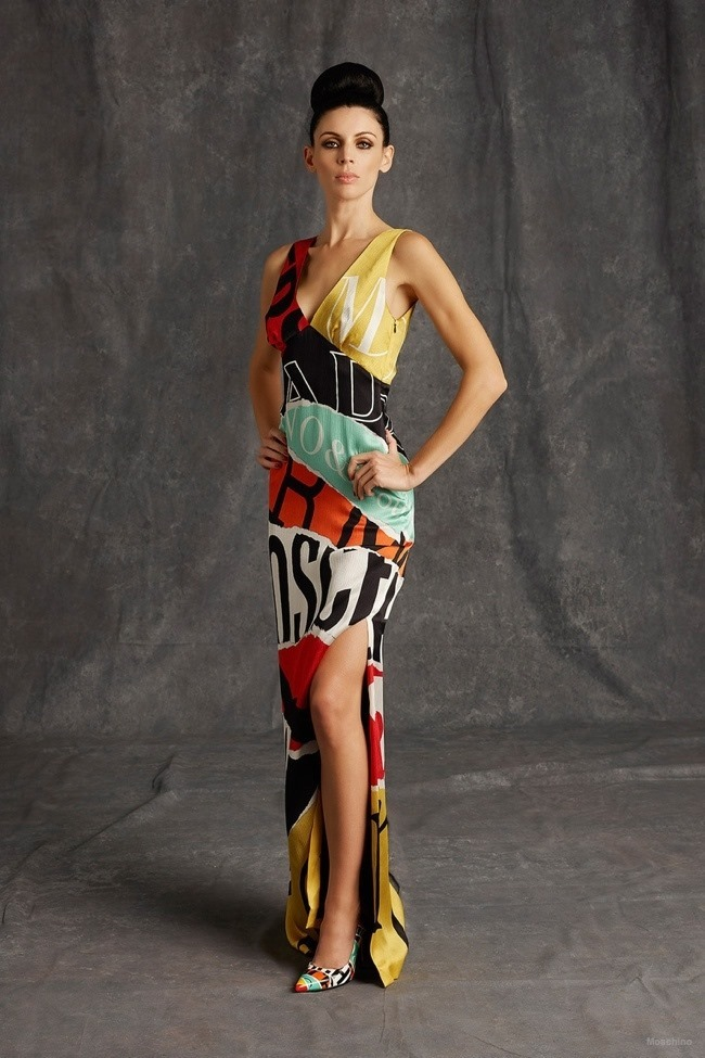 LOOKBOOK Liberty Ross for Moschino Pre-Fall 2015. www.imageamplified.com, Image Amplified (1)