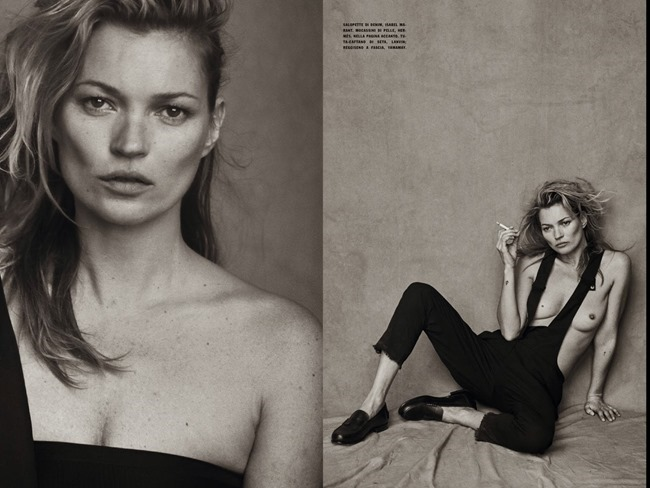 VOGUE ITALIA Kate Moss by Peter Lindbergh. Clare Richardson. January 2015, www.imageamplified.com, Image Amplified (5)