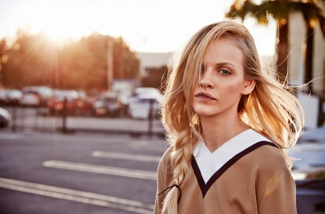 GLAMOUR FRANCE Ginta Lapina in Lost in L.A. by Heather Favell. Virginie Benarroch, February 2015, www.imageamplified.com, Image Amplified (5)