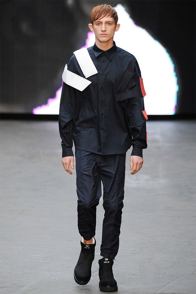 LONDON COLLECTIONS MEN Christopher Shannon Fall 2015. www.imageamplified.com, Image Amplified (11)