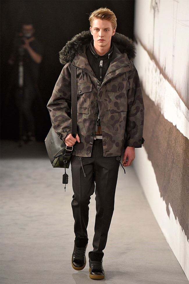 LONDON COLLECTIONS MEN Coach Fall 2015. www.imageamplified.com, Image Amplified (24)