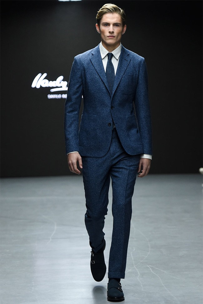 LONDON COLLECTIONS MEN Hardy Amies Fall 2015. www.imageamplified.com, Image Amplified (2)