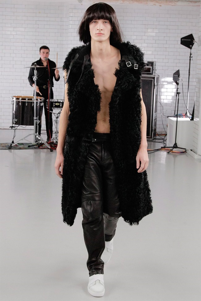 LONDON COLLECTIONS MEN Todd Lynn Fall 2015. www.imageamplified.com, Image Amplified (7)