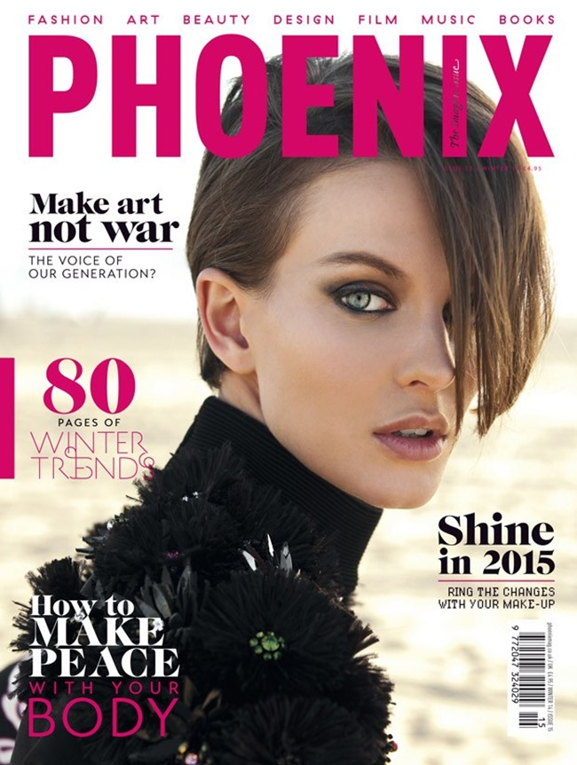 PHOENIX MAGAZINE Ellinore Erichsen by Ryan Jerome. Szymon Duzy, Spring 2015, www.imageamplified.com, Image Amplified (1)