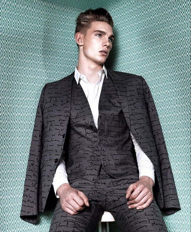 STYLE MAGAZINE Tommy Marr by Giovanni Squatriti. Alessandro Calascibetta, Spring 2015, www.imageamplified.com, Image Amplified (3)