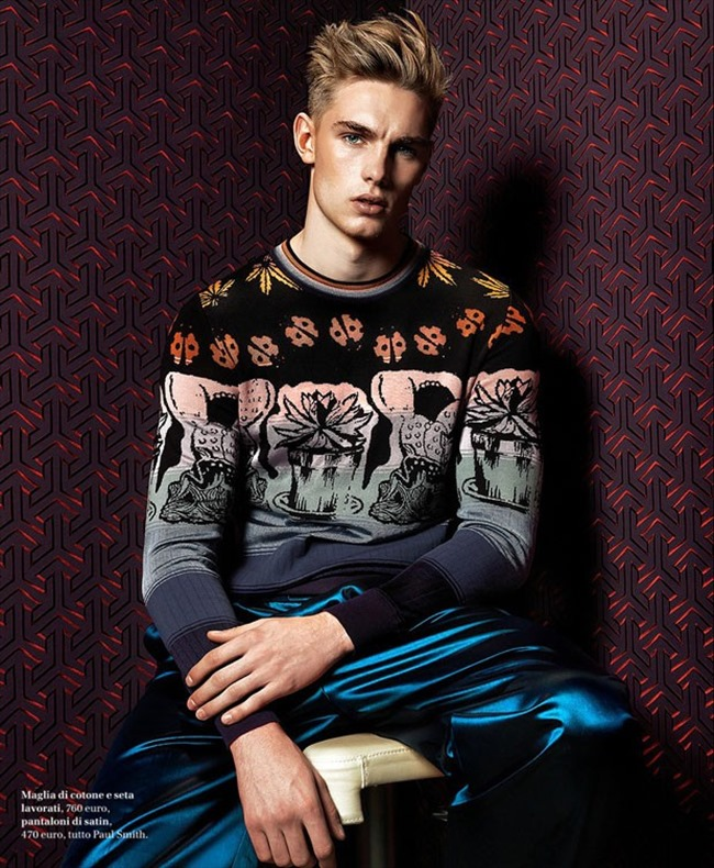 STYLE MAGAZINE Tommy Marr by Giovanni Squatriti. Alessandro Calascibetta, Spring 2015, www.imageamplified.com, Image Amplified (8)