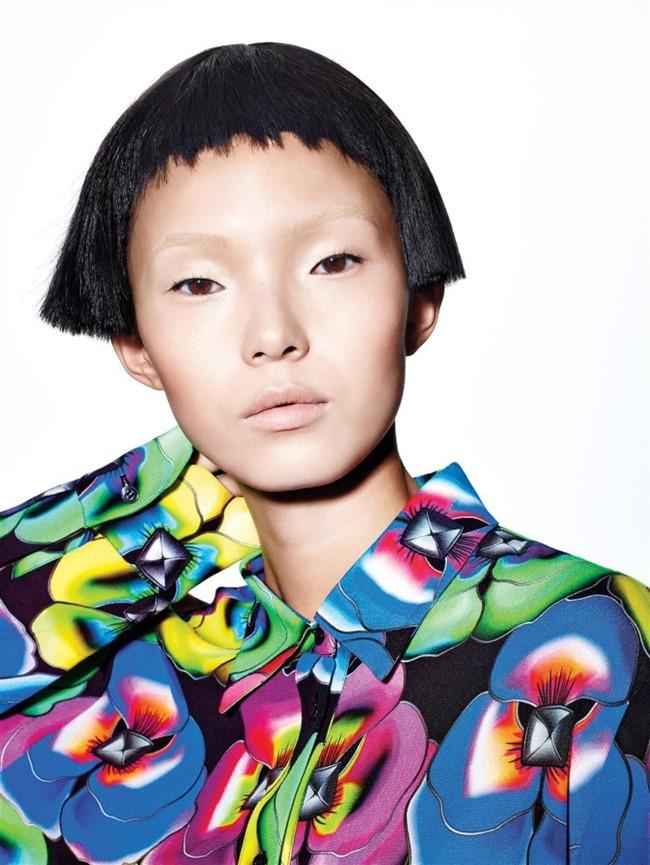 VOGUE CHINA Xiao Wen Ju by Richard Burbridge. Franck Benhamou, January 2015, www.imageamplified.com, Image Amplified (13)