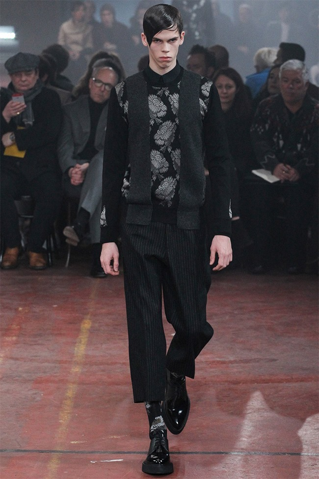 LONDON COLLECTIONS MEN Alexander McQueen Fall 2015. www.imageamplified.com, Image Amplified (9)