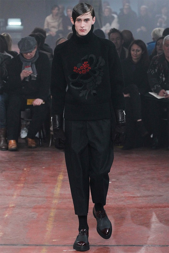 LONDON COLLECTIONS MEN Alexander McQueen Fall 2015. www.imageamplified.com, Image Amplified (17)