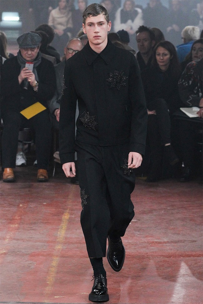 LONDON COLLECTIONS MEN Alexander McQueen Fall 2015. www.imageamplified.com, Image Amplified (27)
