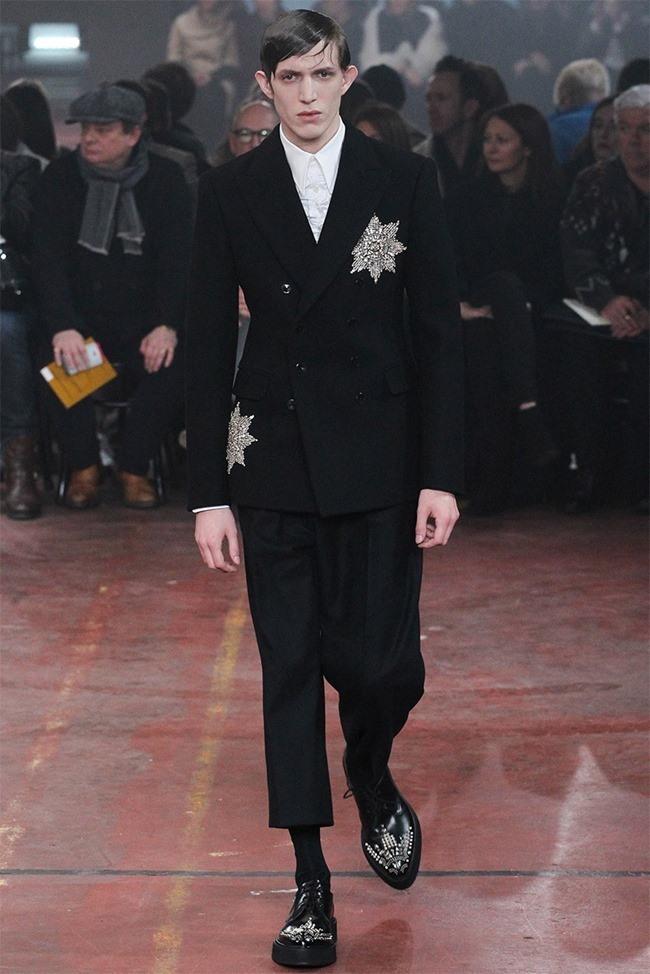 LONDON COLLECTIONS MEN Alexander McQueen Fall 2015. www.imageamplified.com, Image Amplified (32)