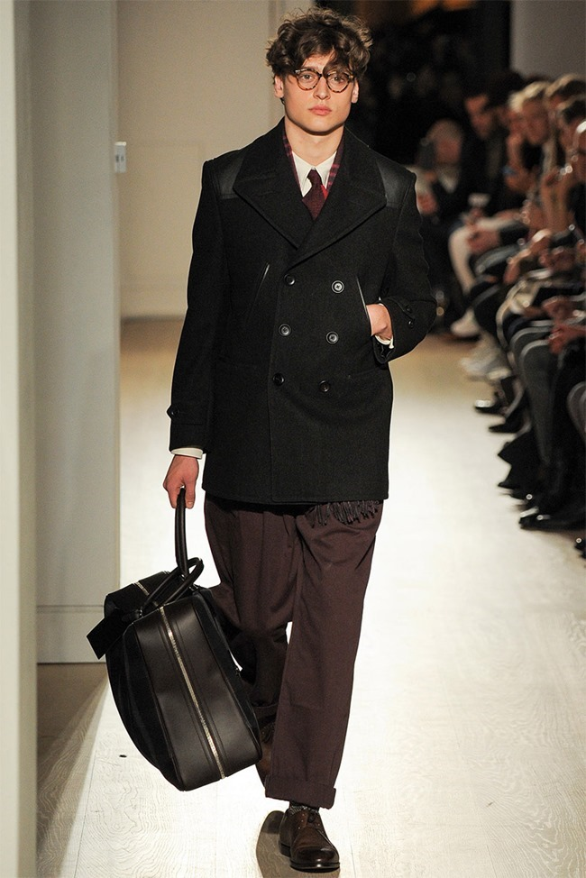 LONDON COLLECTIONS MEN Dunhill Fall 2015. www.imageamplified.com, Image Amplified (8)