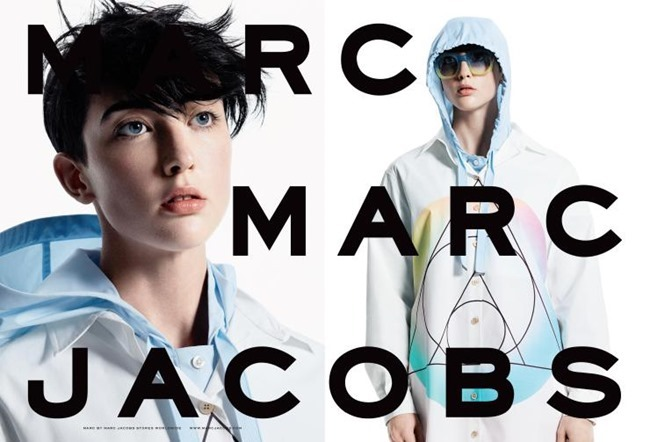 CAMPAIGN Marc by Marc Jacobs Spring 2015 by DAvid Sims. Katie Grand, www.imageamplified.com, Image Amplified (8)