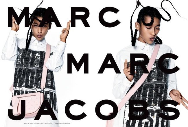 CAMPAIGN Marc by Marc Jacobs Spring 2015 by DAvid Sims. Katie Grand, www.imageamplified.com, Image Amplified (9)