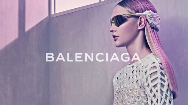 CAMPAIGN Sasha Pivovarova for Balenciaga Spring 2015 by Steven Klein. Panos Yiapanis, www.imageamplified.com, Image Amplified (9)