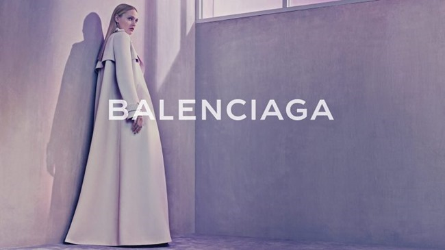 CAMPAIGN Sasha Pivovarova for Balenciaga Spring 2015 by Steven Klein. Panos Yiapanis, www.imageamplified.com, Image Amplified (4)