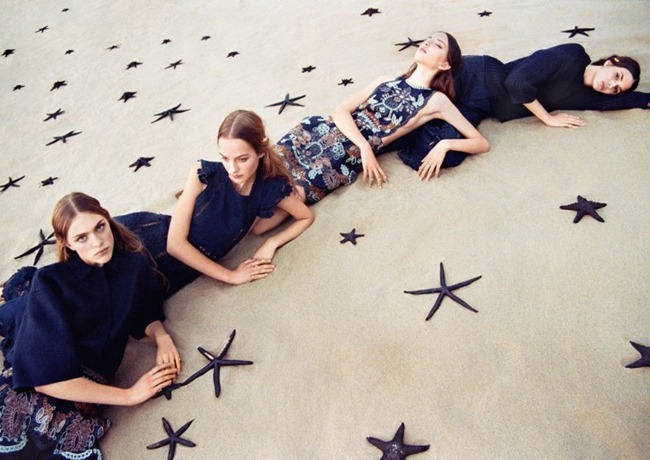CAMPAIGN Valentino Spring 2015 by Michal Pudelka. Karl Templer, www.imageamplified.com, Image Amplified (1)