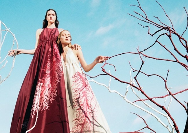 CAMPAIGN Valentino Spring 2015 by Michal Pudelka. Karl Templer, www.imageamplified.com, Image Amplified (12)