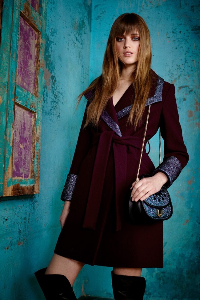 COLLECTION Esther for Matthew Williamson Pre-Fall 2015 by Matthew Williamson. www.imageamplified.com, Image Amplified (15)