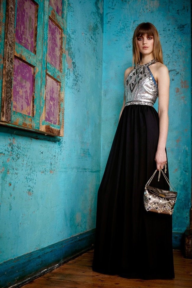 COLLECTION Esther for Matthew Williamson Pre-Fall 2015 by Matthew Williamson. www.imageamplified.com, Image Amplified (26)