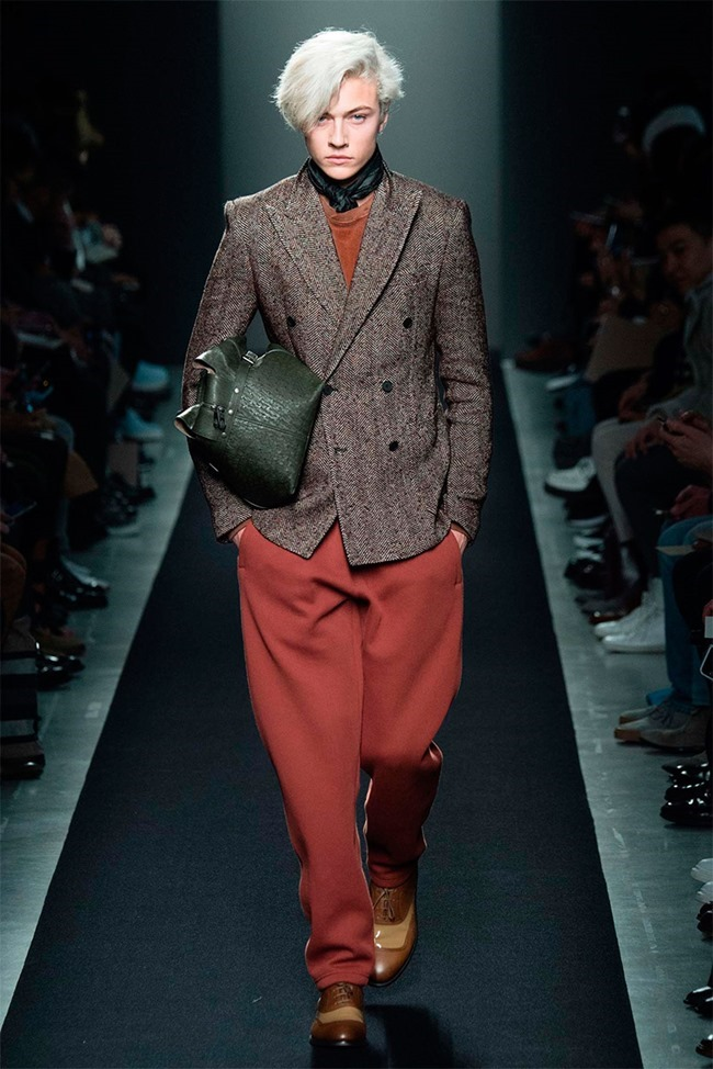 MILAN FASHION WEEK Bottega Veneta Fall 2015. www.imageamplified.com, Image Amplified (5)