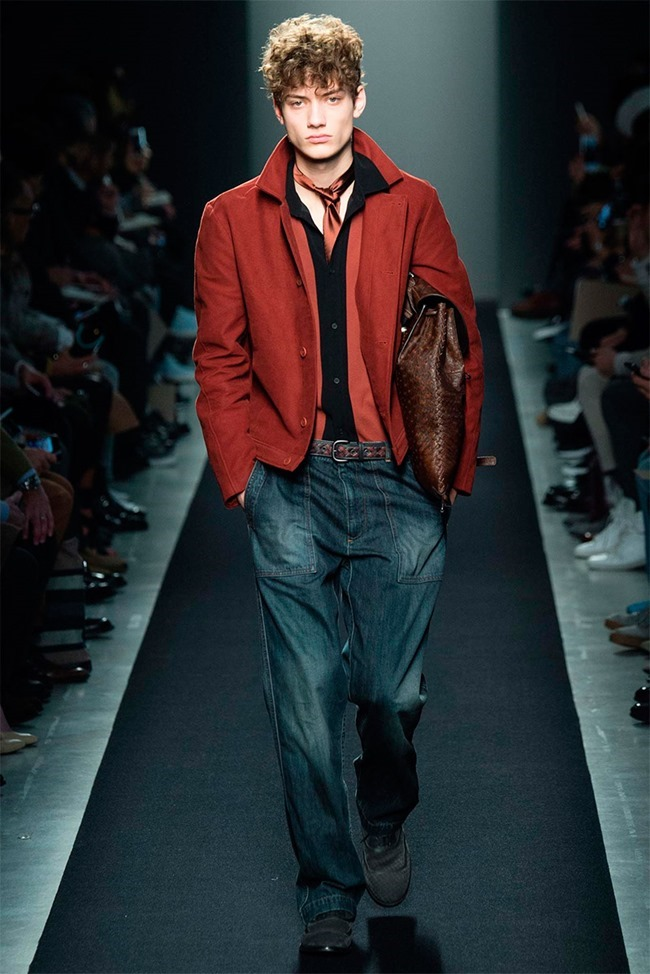 MILAN FASHION WEEK Bottega Veneta Fall 2015. www.imageamplified.com, Image Amplified (12)