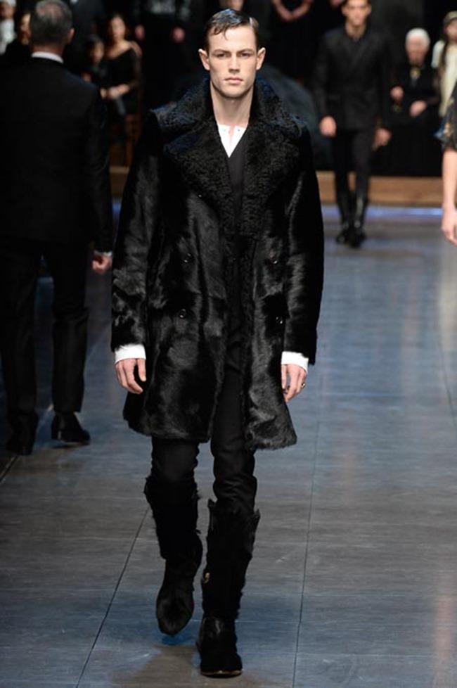 MILAN FASHION WEEK Dolce & Gabbana Fall 2015. www.imageamplified.com, Image Amplified (11)