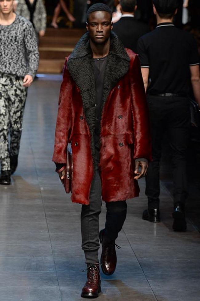 MILAN FASHION WEEK Dolce & Gabbana Fall 2015. www.imageamplified.com, Image Amplified (33)