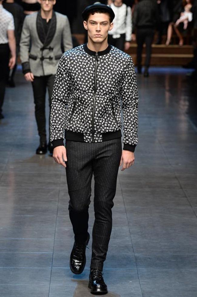 MILAN FASHION WEEK Dolce & Gabbana Fall 2015. www.imageamplified.com, Image Amplified (55)