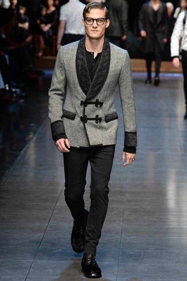 MILAN FASHION WEEK Dolce & Gabbana Fall 2015. www.imageamplified.com, Image Amplified (56)