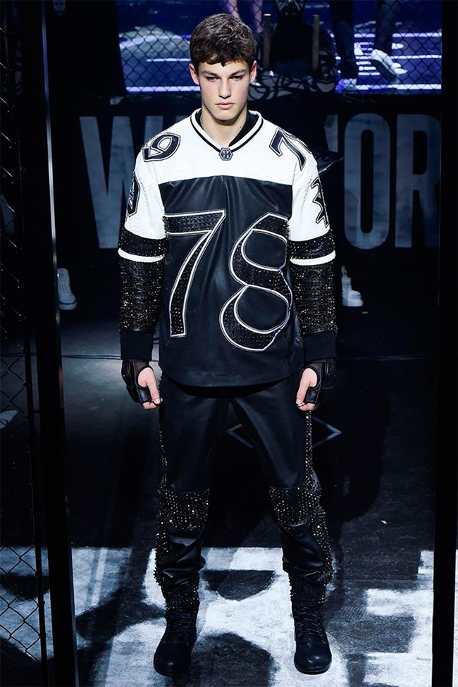MILAN FASHION WEEK Philipp Plein Fall 2015. www.imageamplified.com, Image Amplified (13)