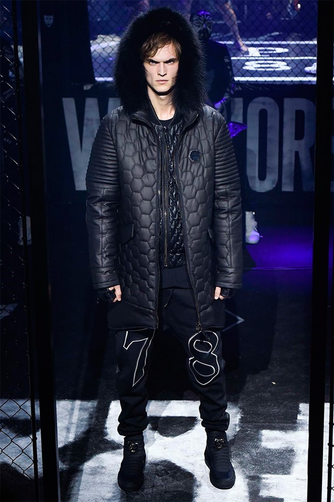 MILAN FASHION WEEK Philipp Plein Fall 2015. www.imageamplified.com, Image Amplified (23)