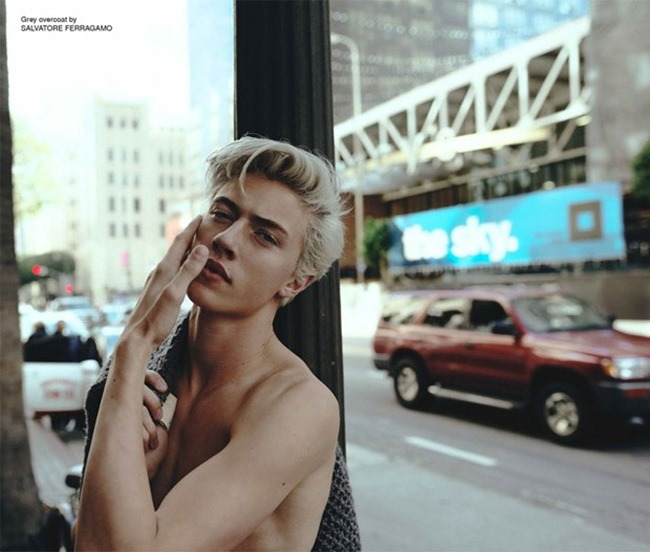 ROLLACOASTER MAGAZINE Lucky Blue Smith by Chad   Paul. Claudia De Meis, Spring 2015, www.imageamplified.com, Image Amplified (5)