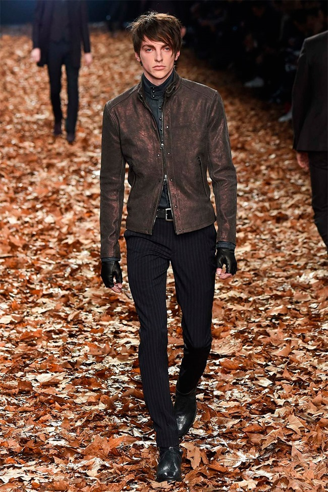 MILAN FASHION WEEK John Varvatos Fall 2015. www.imageamplified.com, Image Amplified (31)