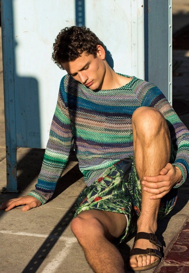 ROLLACOASTER MAGAZINE Simon Nessman by Greg Vaughan. Andrew Davis, Spring 2015, www.imageamplified.com, Image Amplified (3)