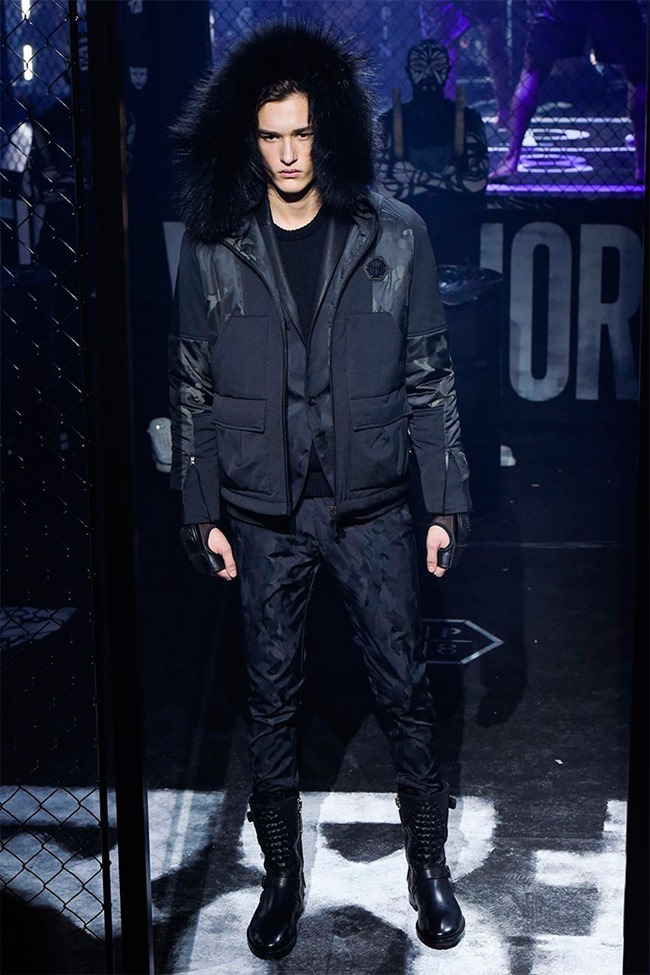MILAN FASHION WEEK Philipp Plein Fall 2015. www.imageamplified.com, Image Amplified (35)