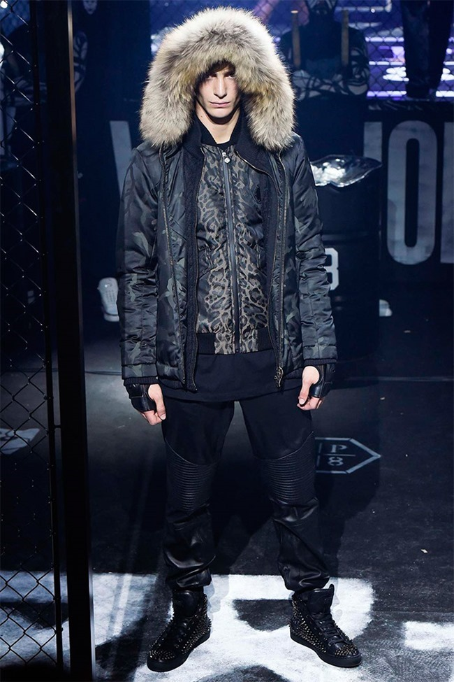 MILAN FASHION WEEK Philipp Plein Fall 2015. www.imageamplified.com, Image Amplified (42)