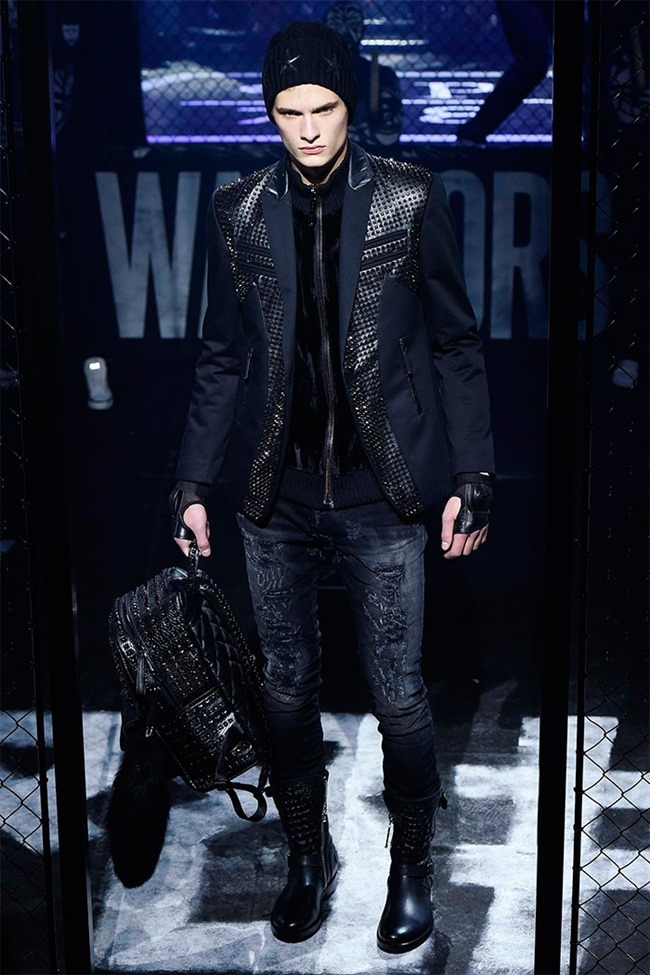 MILAN FASHION WEEK Philipp Plein Fall 2015. www.imageamplified.com, Image Amplified (59)