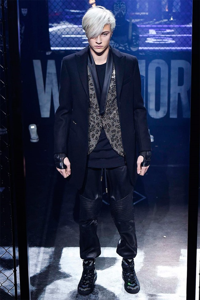 MILAN FASHION WEEK Philipp Plein Fall 2015. www.imageamplified.com, Image Amplified (61)