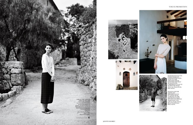 VOGUE UK Katryn Kruger by Quentin de Briey. Agata Beleen, February 2015, www.imageamplified.com, Image Amplified (6)