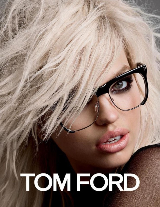 CAMPAIGN Binx Walton & Daphne Groenveld for Tom Ford Spring 2015 by Inez & Vinoodh. Carine Roitfeld, www.imageamplified.com, Image Amplified (5)