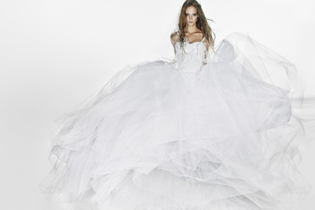CAMPAIGN Ine Neefs for Vera Wang Spring 2015 by Patrick Demarchelier. Panos Yiapanis, www.imageamplified.com, Image Amplified (2)