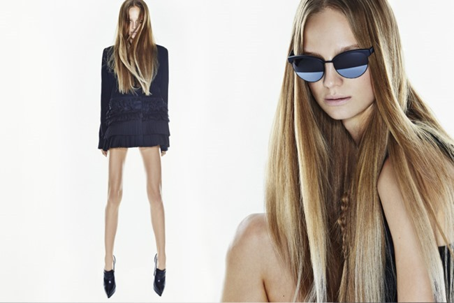 CAMPAIGN Ine Neefs for Vera Wang Spring 2015 by Patrick Demarchelier. Panos Yiapanis, www.imageamplified.com, Image Amplified (3)